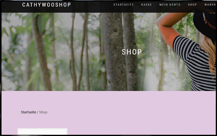 WooShop Demo